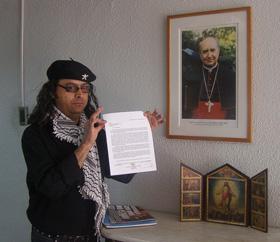 Ché de los gays pone recurso de protección contra la Iglesia: Cardenal Errázuriz deberá responder