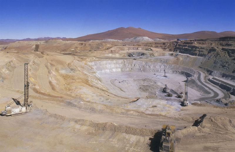 Accidente en Minera Collahuasi deja 3 muertos