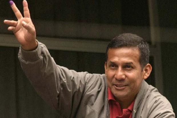 Ollanta Humala presentó fórmula presidencial y propuestas para las elecciones del 2011
