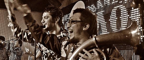 Banda Conmoción cierra el 2010 y abre el 2011 con varias fechas y gira veraniega