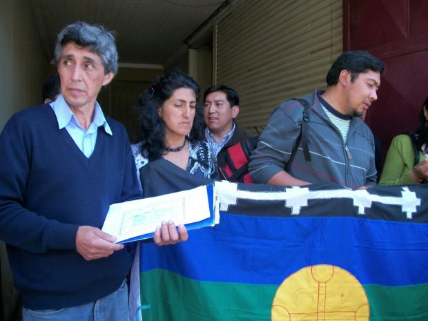 Comunidades mapuche de Melipeuco presentaron rechazo a licitación de concesiones para explotación geotérmica en su territorio