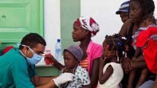 El 40% de la atención médica contra el cólera en Haití proviene de Cuba
