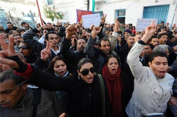 Protestas en el Norte de África ¿qué está pasando?