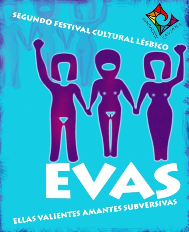 En Ecuador se celebra el segundo Festival Cultural Lésbico Evas