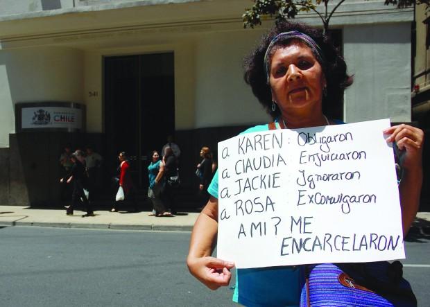 Chilenas que decidieron abortar
