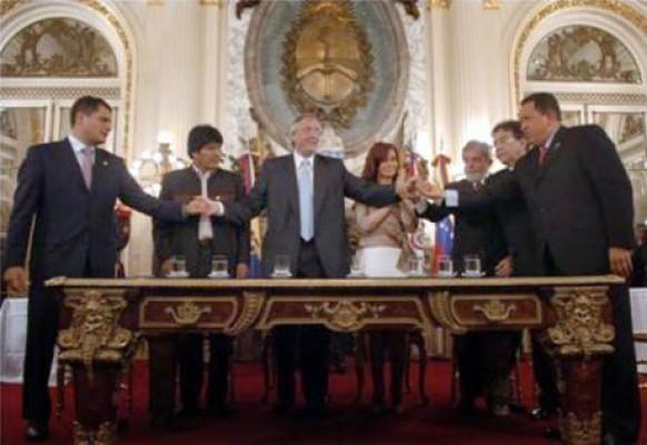 "El nuevo ""Consenso Latino"""