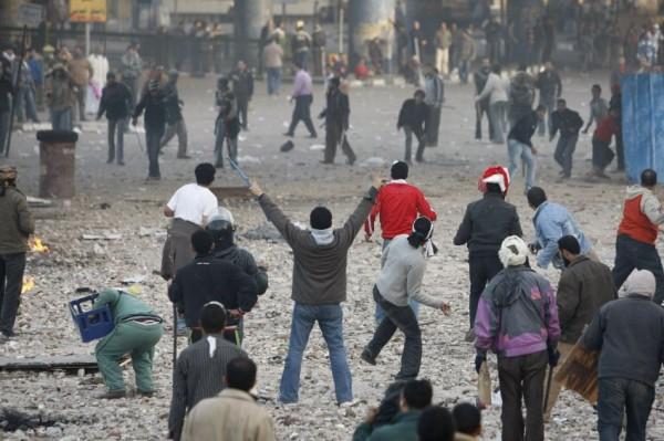 Egipto: Gobierno anuncia plan para transferir el poder