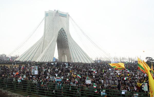 Irán celebra 32 aniversario de la creación de la República Islámica
