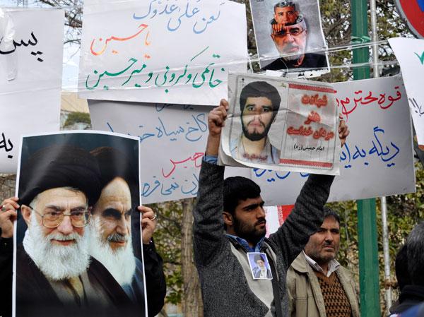 Irán es `bombardeado´por las mentiras de CNN