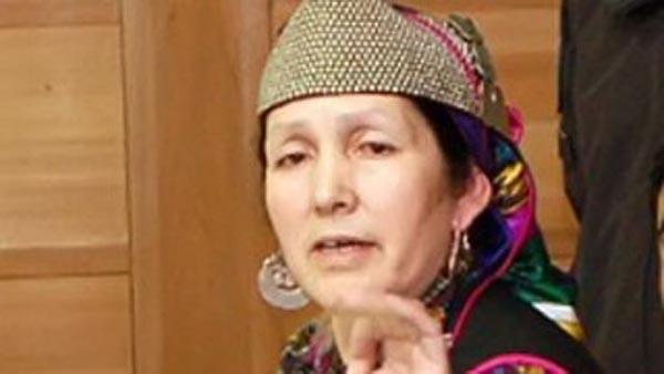 Las duras críticas de la lonko Juana Calfunao a Michelle Bachelet
