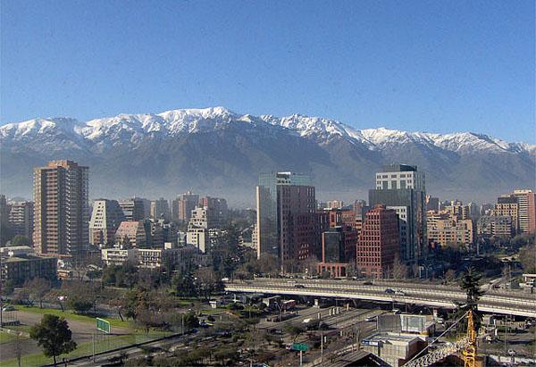 Santiago, una ciudad neoliberal