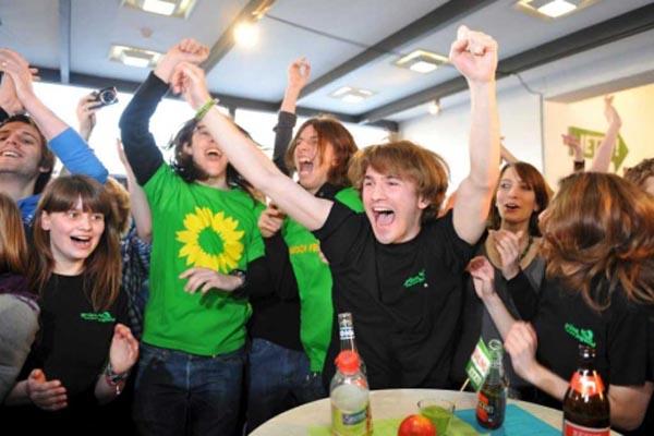 Tsunami Verde propina estrepitosa derrota a Merkel en Baden-Württemberg