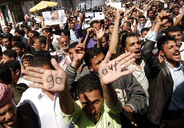 El régimen de Yemen al borde del colapso