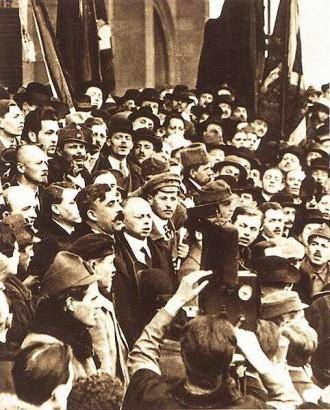 Aniversario de la República Húngara de los Consejos