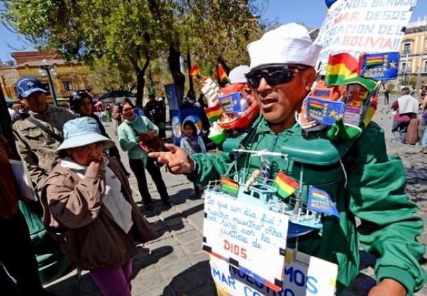 Se inician las actividades en el Día del Derecho a la Recuperación Marítima en Bolivia