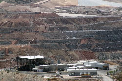 Comuneros y pueblos indígenas rechazan proyecto minero de la Goldcorp en Guerrero
