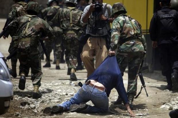 Cacería a los maestros en Honduras