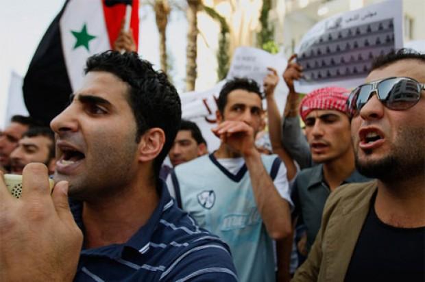 """Siria: """"¡Antes la muerte que la sumisión!"""""""