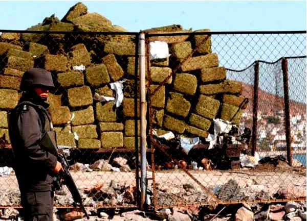 Carteles mexicanos controlan trasiego total de droga en Estados Unidos según la DEA