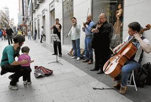 Buenos Aires: Hoy manifestación musical por el espacio público