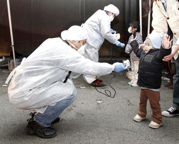 Quince toneladas de agua radioactiva se filtran al suelo en las cercanías de la planta Fukushima