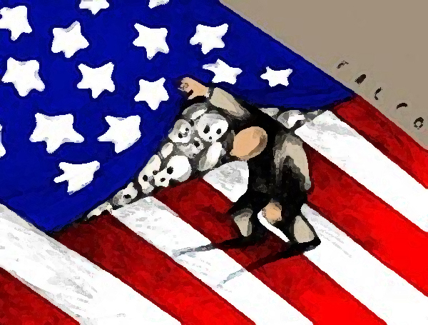 Estados Unidos lidera violaciones a los derechos humanos según informe del gobierno de China