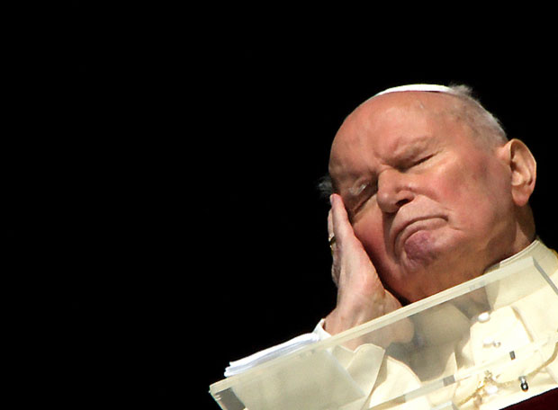 Voces contra la beatificación de Juan Pablo II