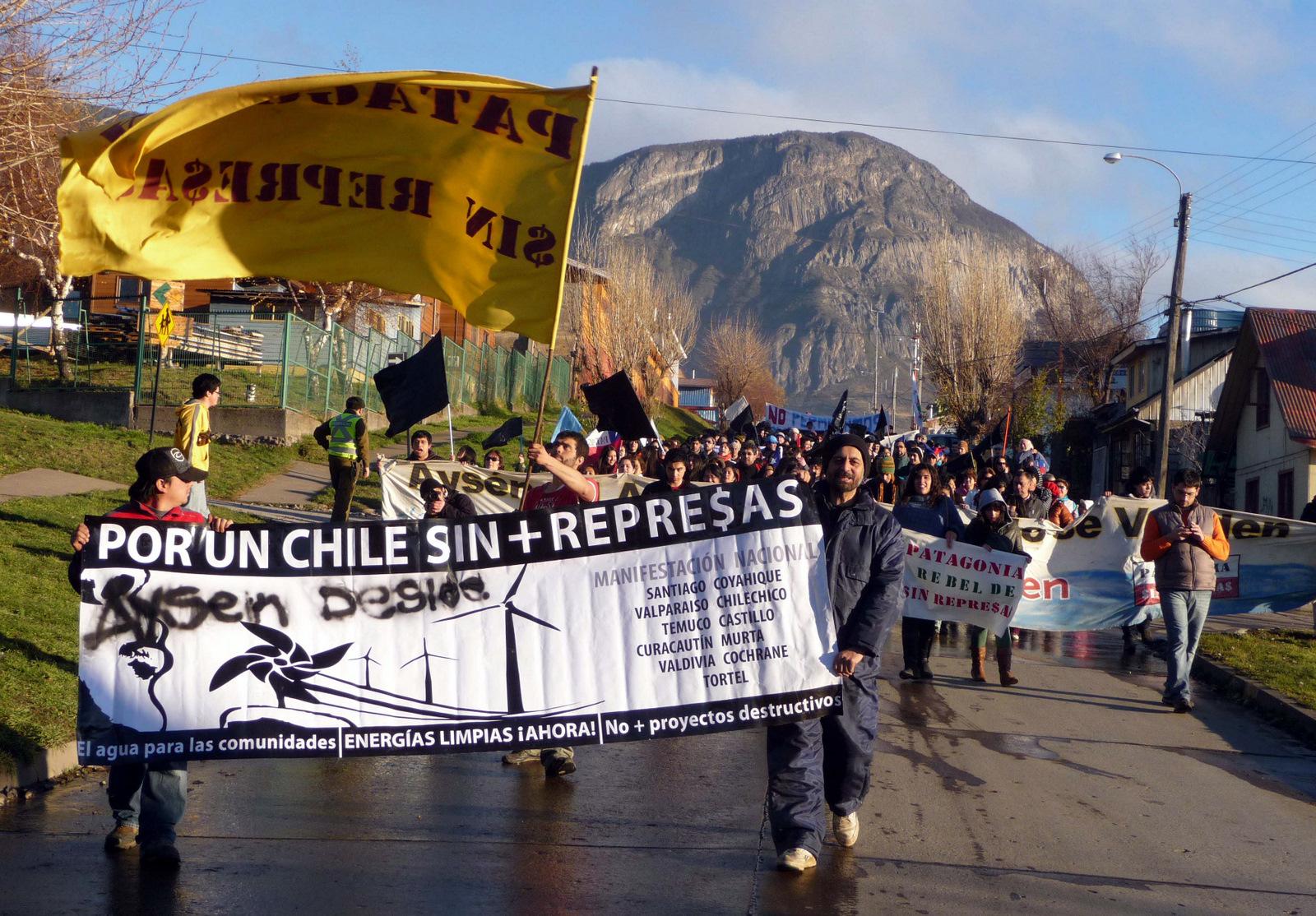 Tercer Tribunal Ambiental fija audiencia en Coyhaiquepara resolver sobre el fondo en causa Hidroaysén