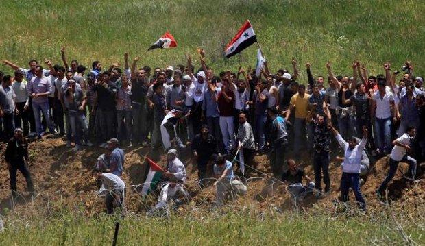 Agitaciones en territorios palestinos: Siguen disparando