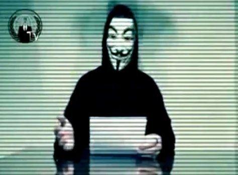 Anonymous estrenará sitio de noticias