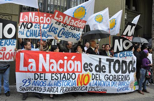 Nueva ola de despidos en La Nación: La otra letra chica