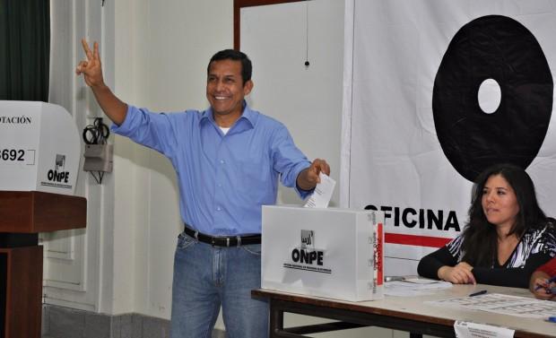 Con triunfo de Ollanta Humala Perú dejaría de ser parte del eje pro EEUU