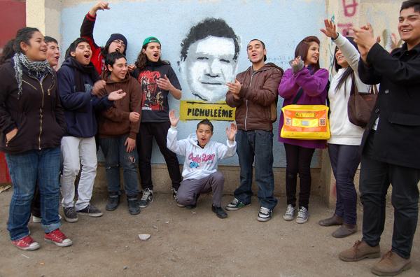 Crónica del Movimiento Estudiantil secundario tras cinco meses de lucha
