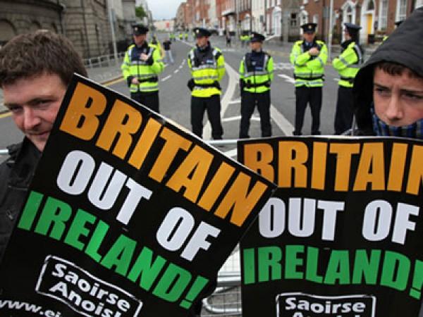 La Reina y la crisis del republicanismo irlandés