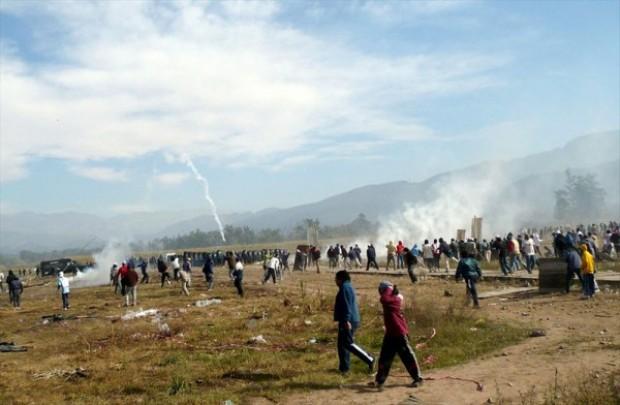 Víctimas del desalojo en Jujuy fueron enterradas mientras continúa la investigación