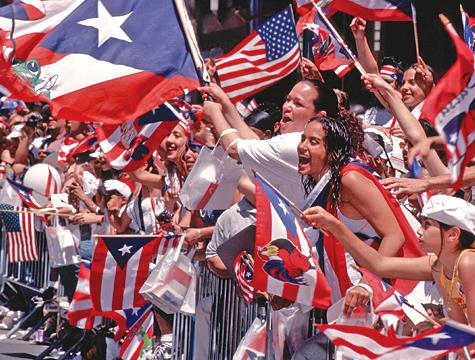 Los puertorriqueños pueden decidir el destino de Obama en 2012
