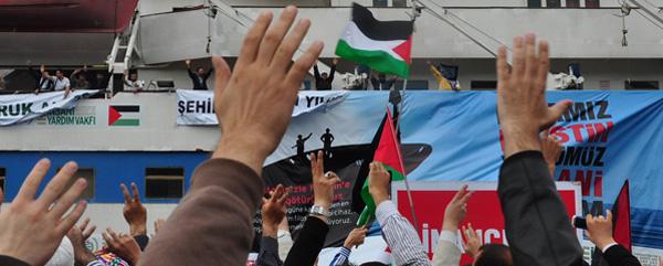Gobierno griego secuestra Flotilla de la Libertad que se dirigía a Gaza