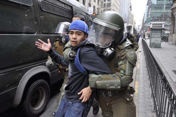 Partido Poder y Chile Movilizado presentan denuncia en Corte Interamericana por Control Preventivo de Identidad