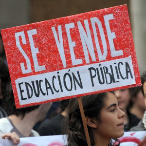Concertación presenta contrapropuesta con seis reformas estructurales a la educación