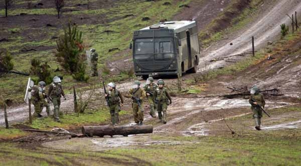 Mijael Carbone denuncia nuevo allanamiento en Temucuicui