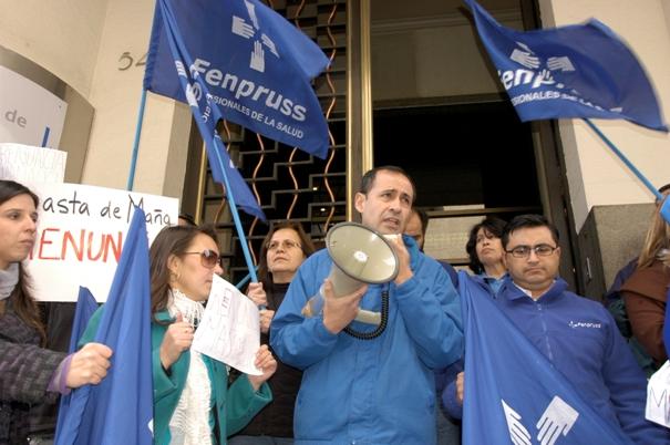 Fenpruss se desafilia de la CUT luego que Tricel ratificara votación
