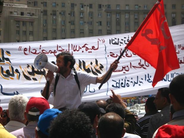La revolución inconclusa en Egipto