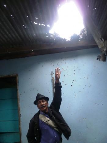 El impacto del cerco militar a Alfonso Cano sobre las comunidades campesinas en el sur del Tolima