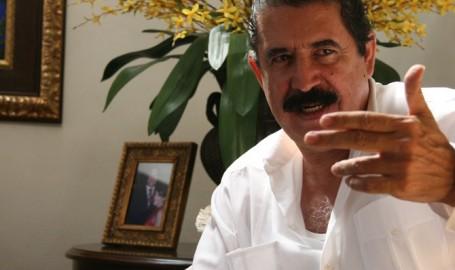 Mel Zelaya, ex presidente de Honduras: 'Hay garantías para las elecciones'