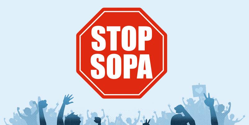Conozca las 142 compañías que apoyan SOPA y cómo 'boicotearlas'