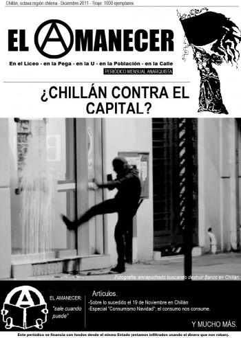 Asunción, Chillán y Santiago: Se multiplican las publicaciones libertarias