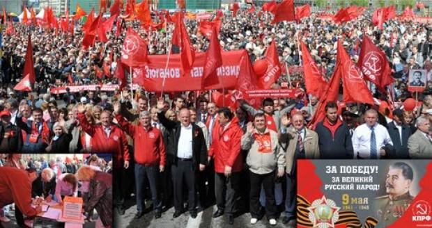Se aproximan al 20%: Comunistas se fortalecen como la segunda fuerza política en Rusia