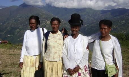Afrodescendientes