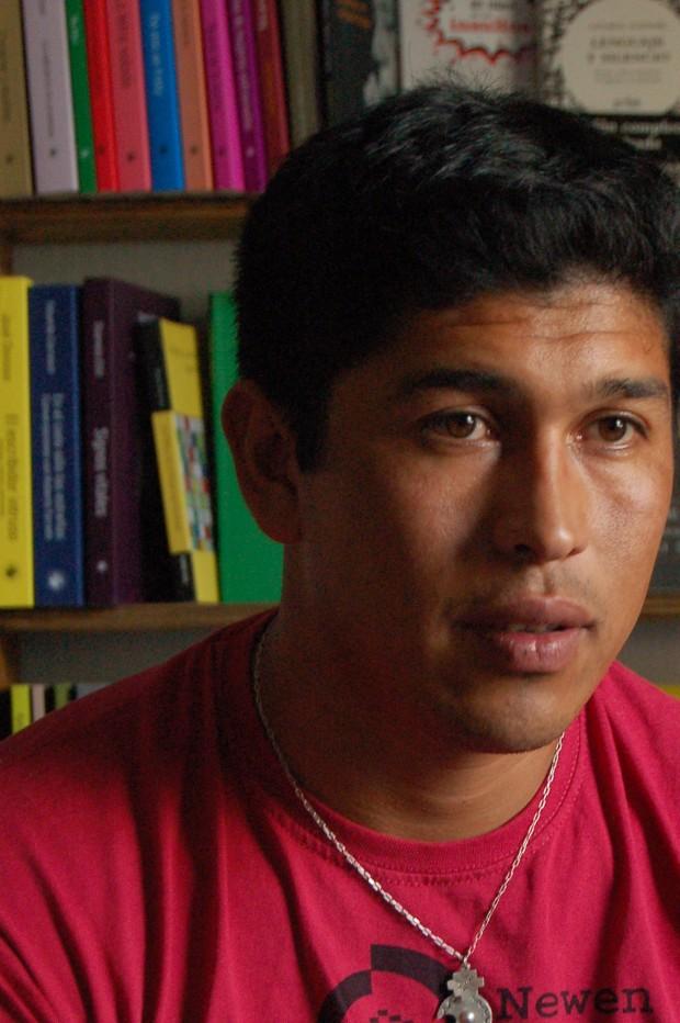 Werkén Mijael Carbone: «Las movilizaciones se reanudan de forma indefinida» (VIDEO)