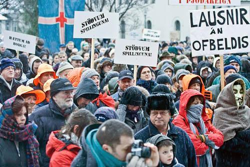 Islandia condena a prisión a 26 banqueros por su papel en la crisis financiera de 2008